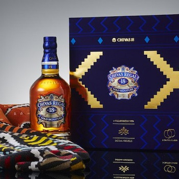 Laduma Ngxokolo announced as new Chivas brand partner
